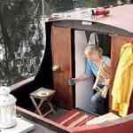 Vivir en un barco sin renunciar a las comodidades es posible 3
