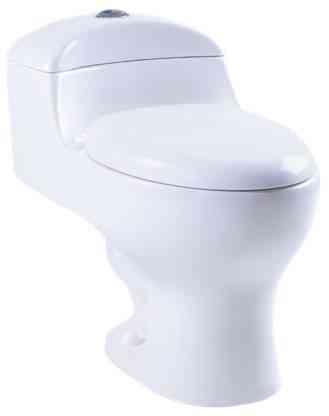 Retrete de pequeña cisterna 1