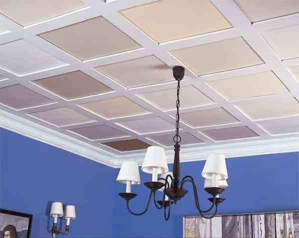 Decorar los techos - Decoración de Interiores | Opendeco
