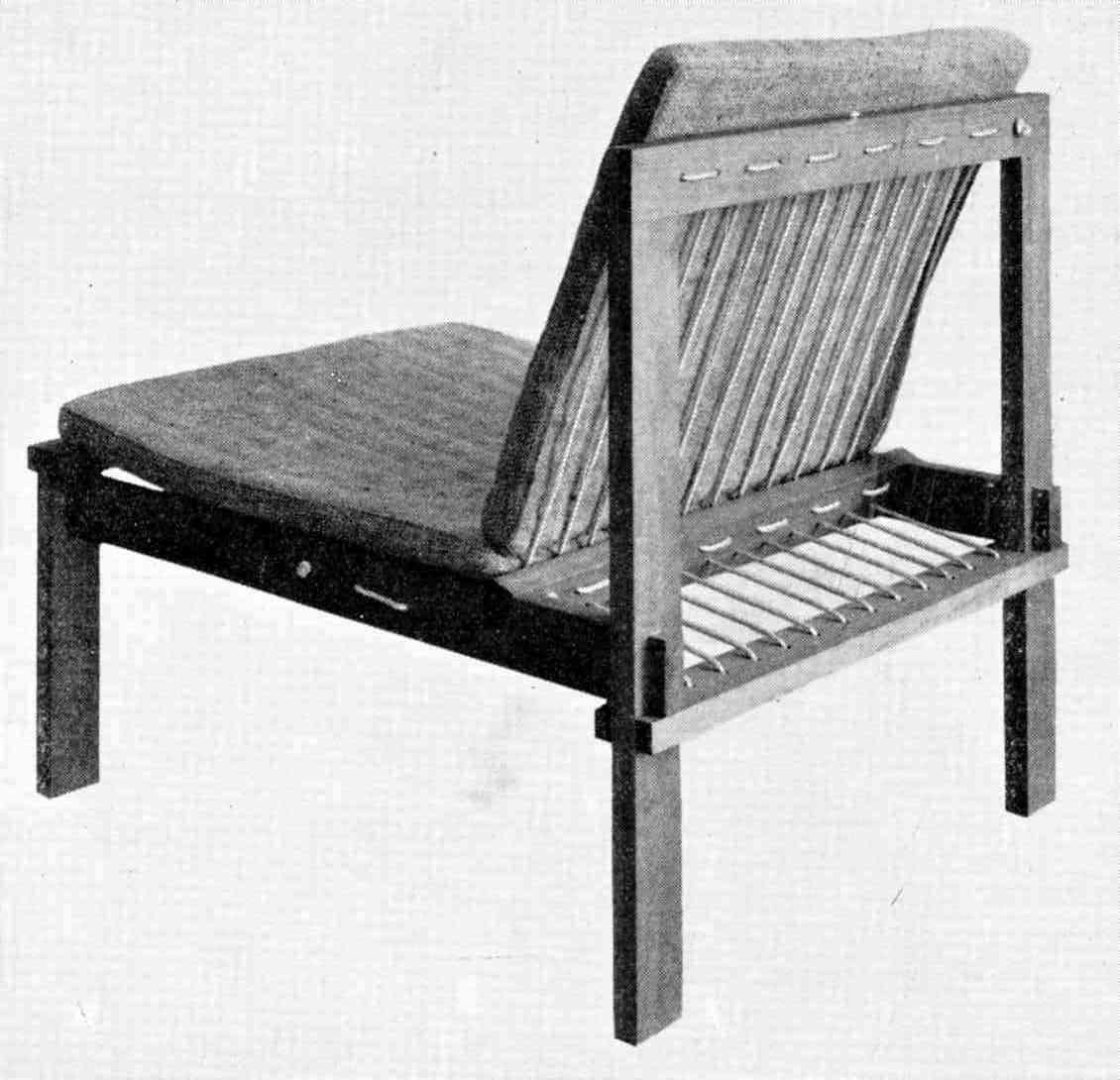 Mobiliario de diseño español de los '60 1