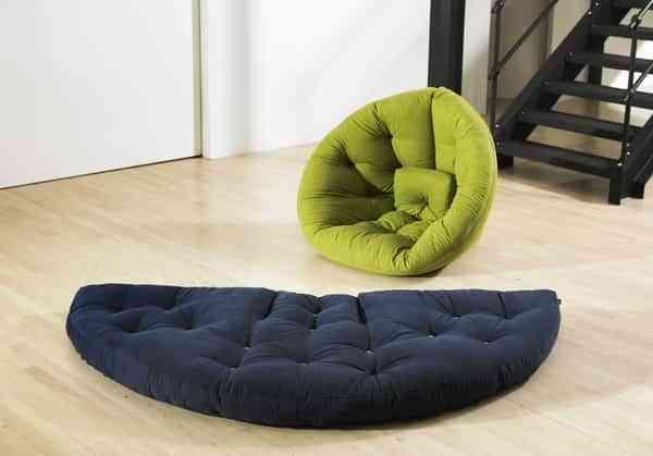Nest chair un asiento extra juvenil 2