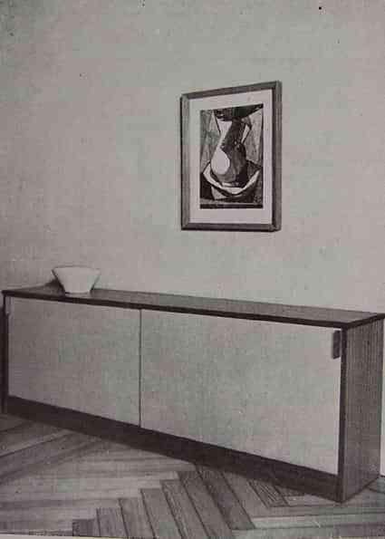 Mobiliario de diseño español de los '60 3