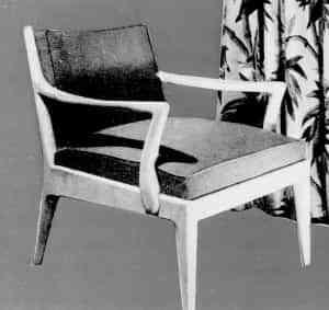 Mobiliario de diseño español de los '60 2