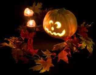 Decoración casera de Halloween 1