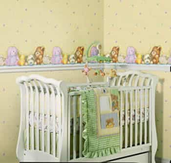 Cenefas para habitaciones infantiles 2