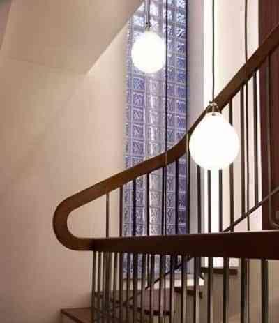 Claves para iluminar bien el comedor, y el recibidor, pasillos y escaleras 2