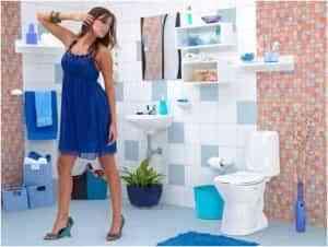 Tres diferentes forma de decorar con azulejos un cuarto de baño 1