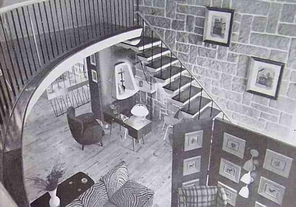 Una casa de diseño de 1954 5