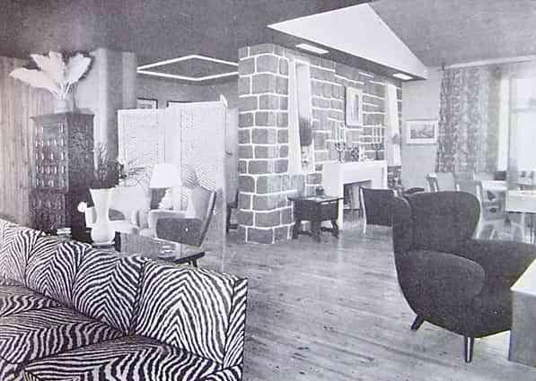 Una casa de diseño de 1954 4