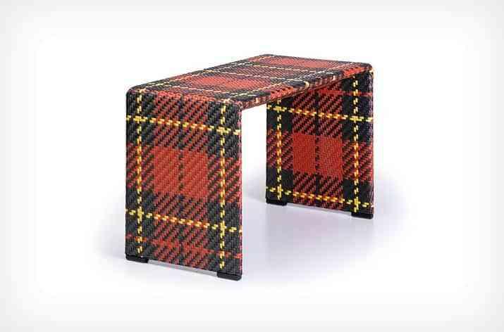 Cuadros escoceses, mobiliario de exterior DEDON 5