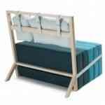 Pause, un original sofá-cama minimalistas 2