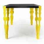 Flab, mesa donde se aúnan minimalismo y clasicismo 2