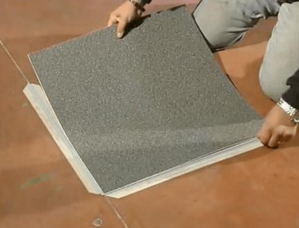 Suelos de PVC IDEC sin pegamento 1