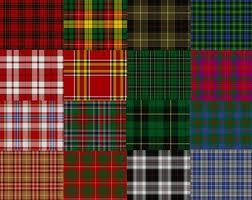 Decorado con telas escocesas 10