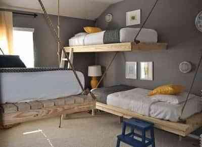 Tres camas, tres durmientes, parte 2 1