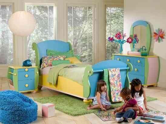 Consejos para comprar los muebles a tus hijos 1
