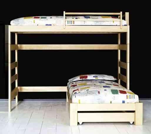 Diferentes tipos de camas de cucheta 1 - Decoración de Interiores ...