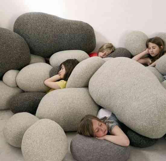 Un sofá de piedras 1