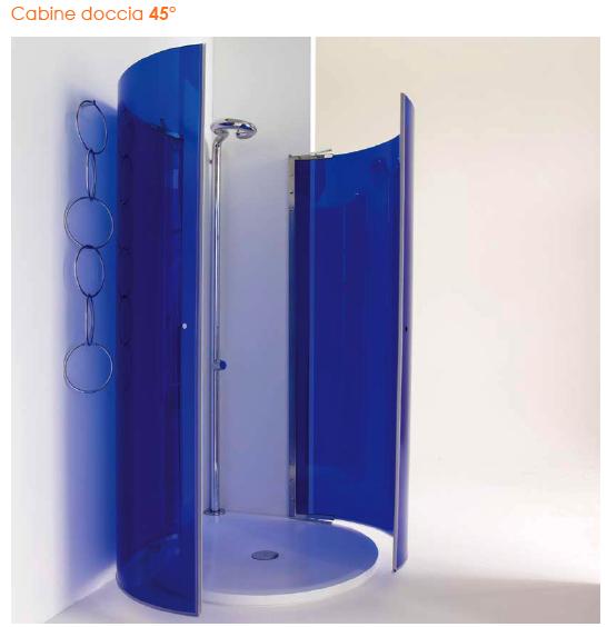 Puertas De Baño Redondas:Por supuesto en ambos casos la limpieza es más sencilla porque se