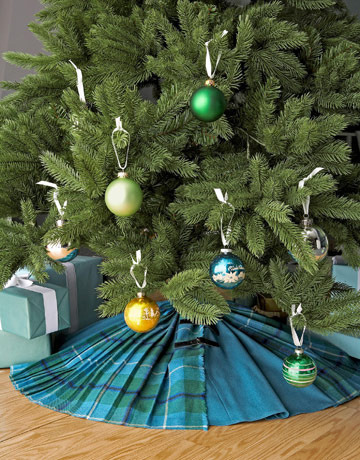 M s ideas de navidad para el rbol decoraci n de - Guirnaldas navidad manualidades ...