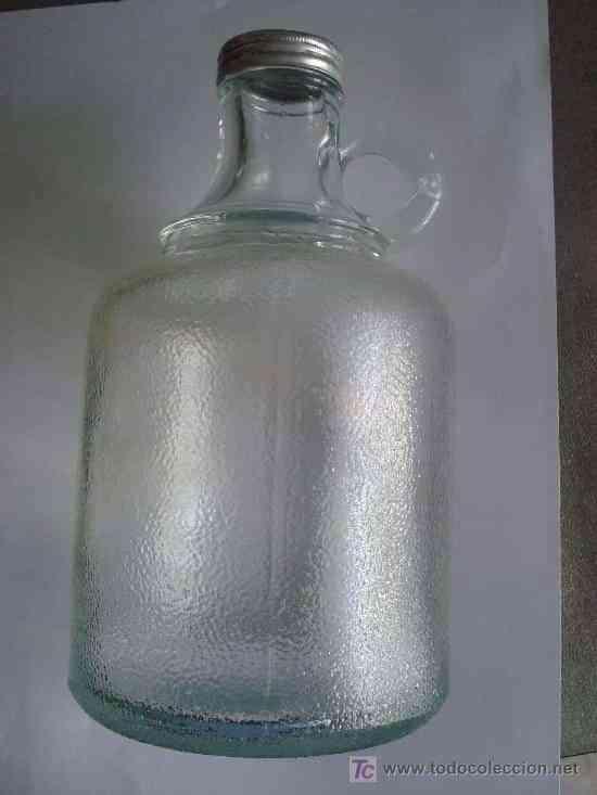 botella con asa