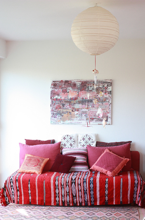 Convertir una cama en sof blog totpint portal de for Como hacer un sillon con una cama