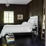 Blanco y tonos oscuros: habitaciones con estilo 2