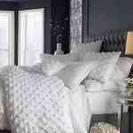 Blanco y tonos oscuros: habitaciones con estilo 5