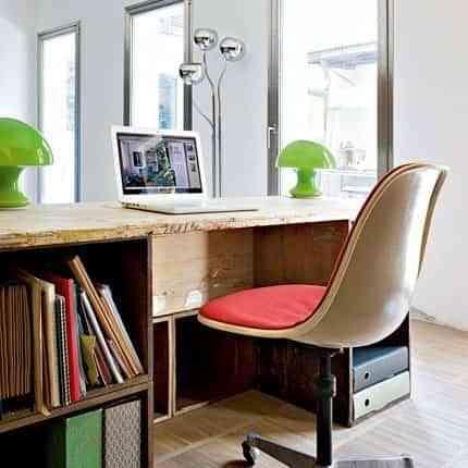 Ideas para decorar con cajas de madera 3