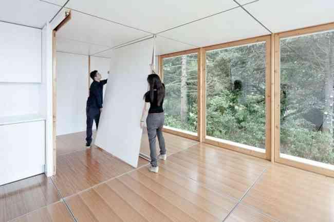Mima Vivir En Una Casa Prefabricada Decoracion De Interiores