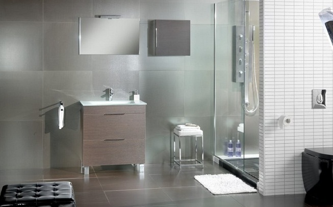 Decoracion De Un Baño Principal:Baños minimalistas – Decoración de Interiores