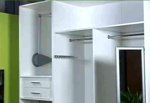 que buen look sitio web para descuento mejor selección de Ideas para vestir el interior de un armario con diferentes ...