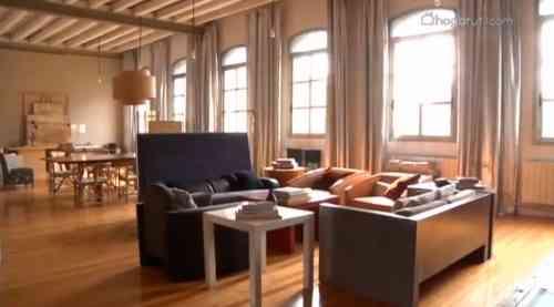 Ideas para decorar un loft con un estilo industrial muy - Ideas para decorar un loft ...