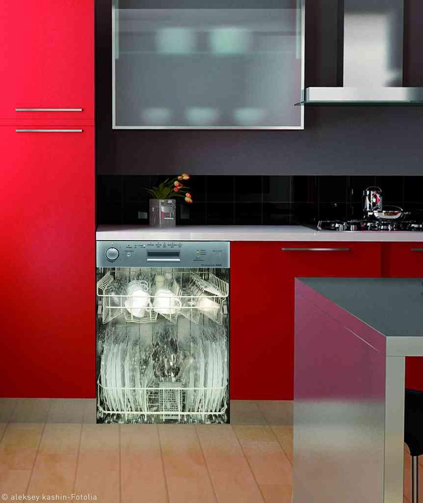 Vinilo interior lavavajillas plage para lavavajillas - Vinilos decorativos para electrodomesticos ...
