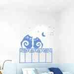 Ideas para decorar con vinilos adhesivos 11