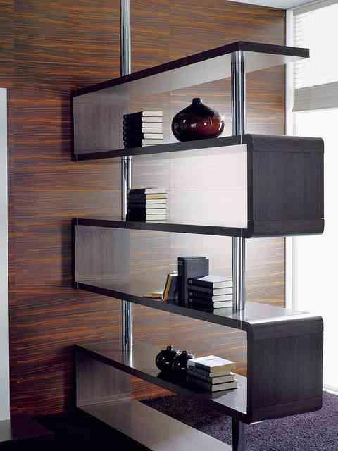 C mo crear espacios con un separador de ambientes modular - Muebles separadores de espacios ...
