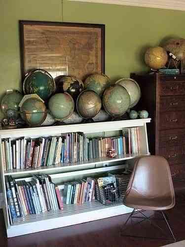 Decorar con bolas del mundo decoraci n de interiores - Bola del mundo decoracion ...