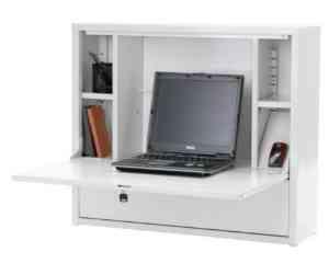 esconde tu oficina en la pared decoraci n de interiores opendeco. Black Bedroom Furniture Sets. Home Design Ideas