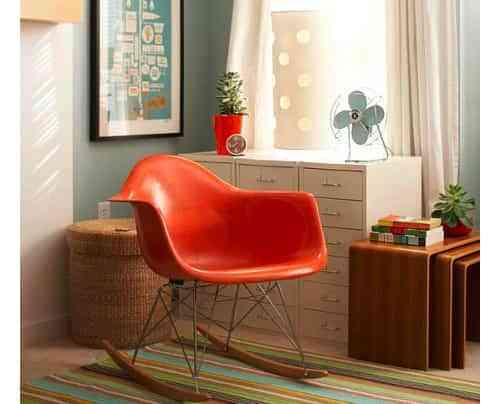 La Mecedora Eames 2