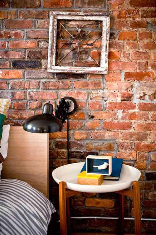 Decoraci n e ideas para mi hogar decoraci n con ladrillos for Decoracion e ideas para mi hogar