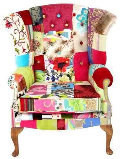 El patchwork, una alternativa para decorar 1