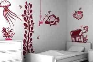 Saca tu vena artística en las paredes 1