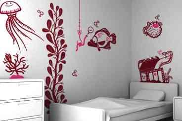 Saca tu vena art stica en las paredes decoraci n de - Pinturas en paredes ...