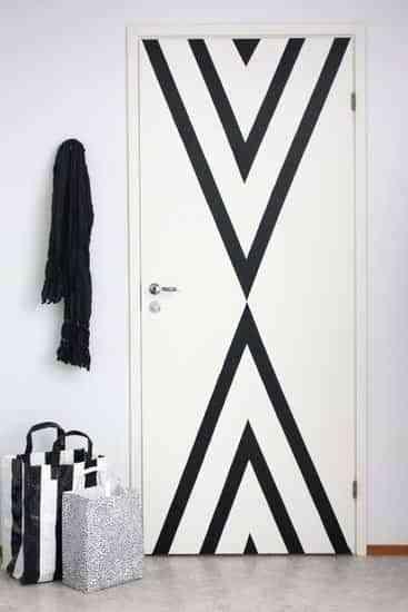 Puertas: decorando con colores 3