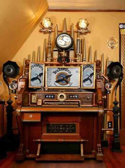 Decoración Steampunk Para Tu Casa Decoración De Interiores