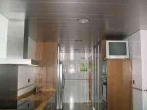 Brillantes y lisos: techos de aluminio 1