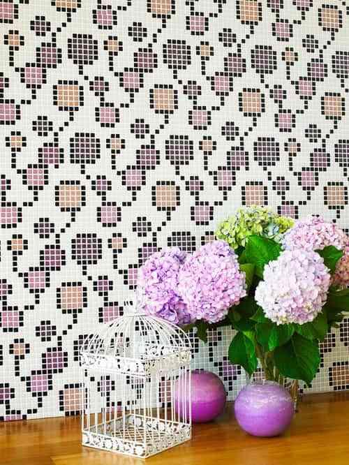 Dale vida y color a tu espacio con Hisbalit Mosaicos 3