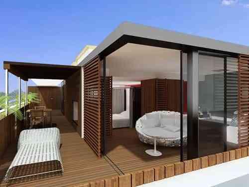 Terrazas y balcones, oasis urbanos 2
