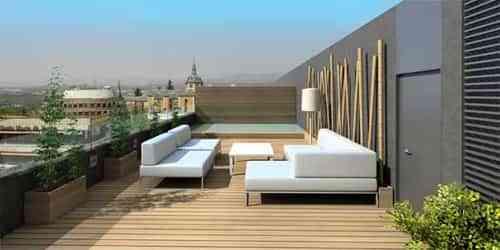 Terrazas y balcones, oasis urbanos 4