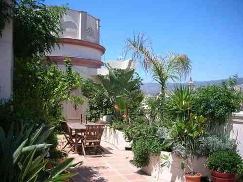Terrazas y balcones, oasis urbanos 3